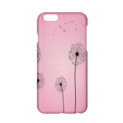 Flower Back Pink Sun Fly Apple Iphone 6/6s Hardshell Case by Mariart