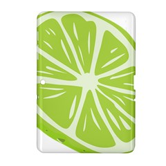 Gerald Lime Green Samsung Galaxy Tab 2 (10 1 ) P5100 Hardshell Case  by Mariart