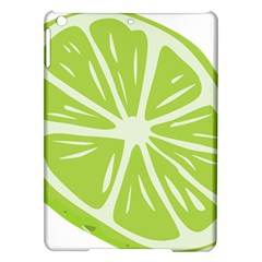 Gerald Lime Green Ipad Air Hardshell Cases by Mariart