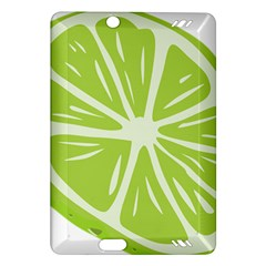 Gerald Lime Green Amazon Kindle Fire Hd (2013) Hardshell Case by Mariart