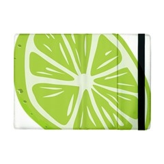 Gerald Lime Green Ipad Mini 2 Flip Cases by Mariart