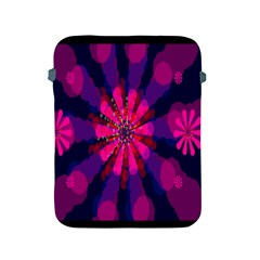 Flower Red Pink Purple Star Sunflower Apple Ipad 2/3/4 Protective Soft Cases by Mariart