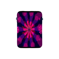 Flower Red Pink Purple Star Sunflower Apple Ipad Mini Protective Soft Cases by Mariart