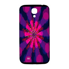 Flower Red Pink Purple Star Sunflower Samsung Galaxy S4 I9500/i9505  Hardshell Back Case by Mariart