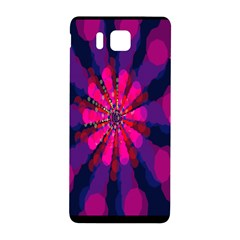 Flower Red Pink Purple Star Sunflower Samsung Galaxy Alpha Hardshell Back Case by Mariart