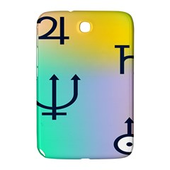 Illustrated Zodiac Star Samsung Galaxy Note 8 0 N5100 Hardshell Case  by Mariart