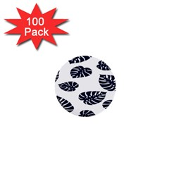 Leaf Summer Tech 1  Mini Buttons (100 Pack)  by Mariart