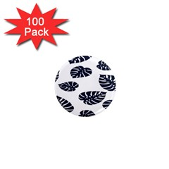 Leaf Summer Tech 1  Mini Magnets (100 Pack)  by Mariart