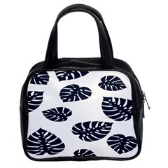 Leaf Summer Tech Classic Handbags (2 Sides) by Mariart