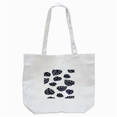 Leaf Summer Tech Tote Bag (white) by Mariart