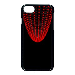 Normal Field Of An Elliptic Paraboloid Red Apple Iphone 7 Seamless Case (black)