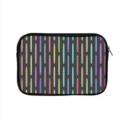 Pencil Stationery Rainbow Vertical Color Apple Macbook Pro 15  Zipper Case by Mariart