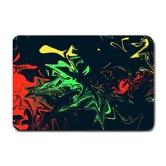 Colors Small Doormat  by Valentinaart