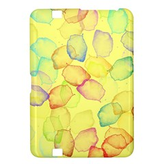 Watercolors on a yellow background          Samsung Galaxy Premier I9260 Hardshell Case by LalyLauraFLM