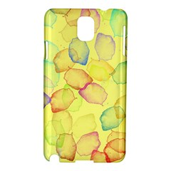 Watercolors On A Yellow Background          Nokia Lumia 928 Hardshell Case by LalyLauraFLM