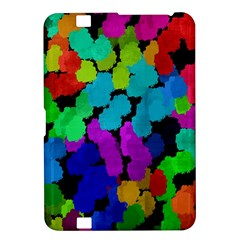 Colorful strokes on a black background         Samsung Galaxy Premier I9260 Hardshell Case by LalyLauraFLM