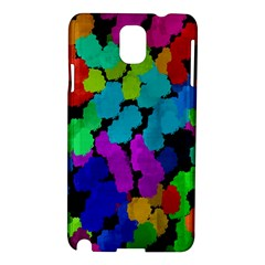 Colorful Strokes On A Black Background         Nokia Lumia 928 Hardshell Case by LalyLauraFLM