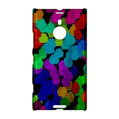 Colorful Strokes On A Black Background         Samsung Galaxy S5 Hardshell Case by LalyLauraFLM