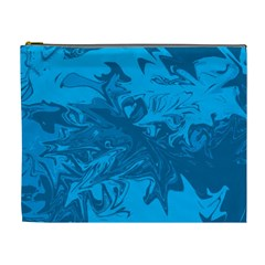 Colors Cosmetic Bag (xl) by Valentinaart