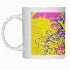 Colors White Mugs by Valentinaart
