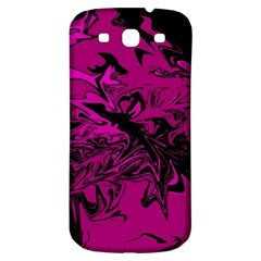 Colors Samsung Galaxy S3 S Iii Classic Hardshell Back Case by Valentinaart