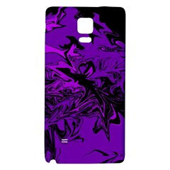 Colors Galaxy Note 4 Back Case by Valentinaart