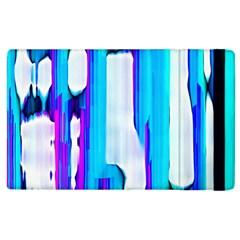 Blue Watercolors         Apple Ipad 2 Flip Case by LalyLauraFLM