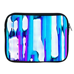 Blue Watercolors         Apple Ipad 2/3/4 Protective Soft Case by LalyLauraFLM