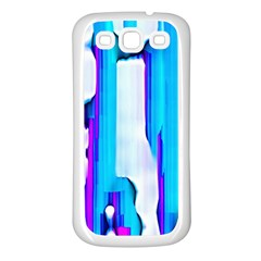 Blue watercolors         Samsung Galaxy S7710 Xcover 2 Hardshell Case by LalyLauraFLM
