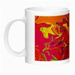 Colors Night Luminous Mugs by Valentinaart