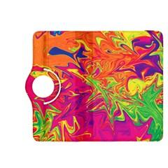 Colors Kindle Fire Hdx 8 9  Flip 360 Case by Valentinaart