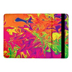 Colors Samsung Galaxy Tab Pro 10 1  Flip Case by Valentinaart