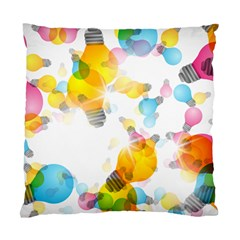 Lamp Color Rainbow Light Standard Cushion Case (one Side) by Mariart