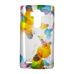 Lamp Color Rainbow Light Lg G4 Hardshell Case by Mariart