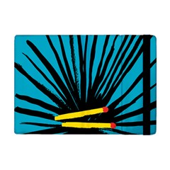Match Cover Matches Apple Ipad Mini Flip Case by Mariart