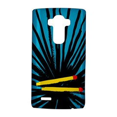 Match Cover Matches Lg G4 Hardshell Case by Mariart