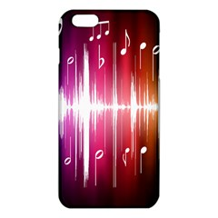 Music Data Science Line Iphone 6 Plus/6s Plus Tpu Case by Mariart