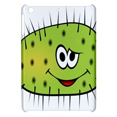 Thorn Face Mask Animals Monster Green Polka Apple Ipad Mini Hardshell Case by Mariart