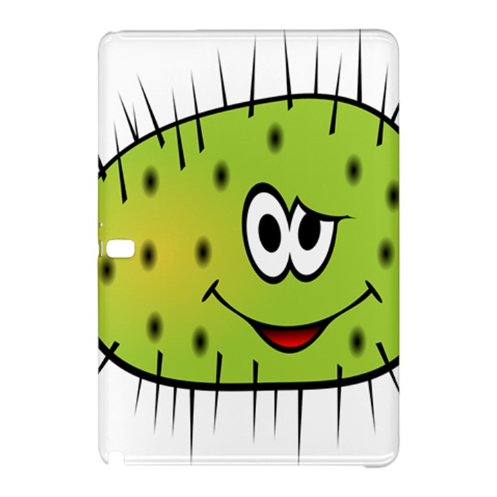 Thorn Face Mask Animals Monster Green Polka Samsung Galaxy Tab Pro 10.1 Hardshell Case