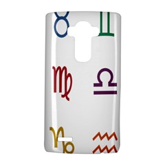 Twelve Signs Zodiac Color Star Lg G4 Hardshell Case by Mariart
