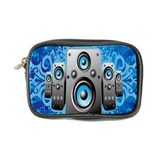 Sound System Music Disco Party Coin Purse by Mariart