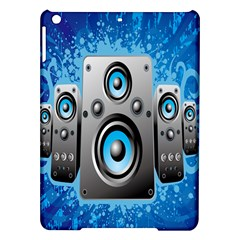 Sound System Music Disco Party Ipad Air Hardshell Cases by Mariart