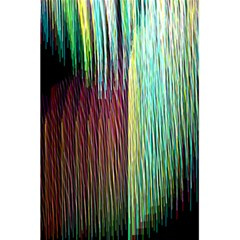 Screen Shot Line Vertical Rainbow 5 5  X 8 5  Notebooks by Mariart