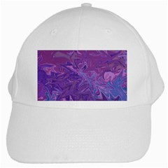Colors White Cap by Valentinaart