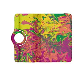 Colors Kindle Fire Hdx 8 9  Flip 360 Case by Valentinaart