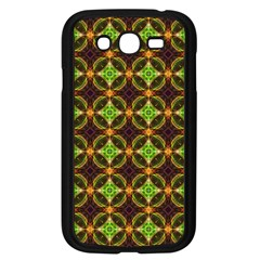 Kiwi Like Pattern Samsung Galaxy Grand Duos I9082 Case (black) by linceazul
