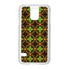 Kiwi Like Pattern Samsung Galaxy S5 Case (white) by linceazul