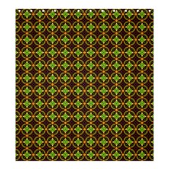Kiwi Like Pattern Shower Curtain 66  X 72  (large)  by linceazul