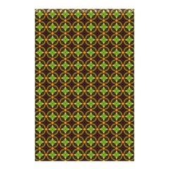 Kiwi Like Pattern Shower Curtain 48  X 72  (small)  by linceazul