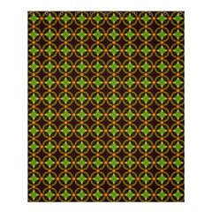 Kiwi Like Pattern Shower Curtain 60  X 72  (medium)  by linceazul